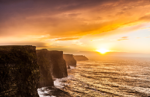 Cliffs Of Moher - Sleepzone Hostels