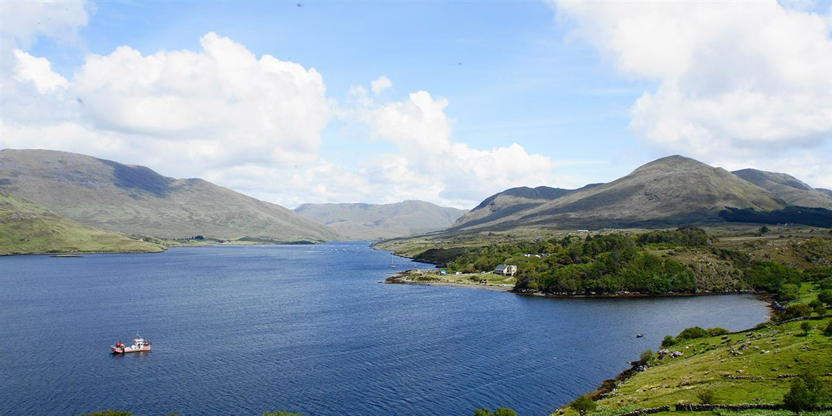 Top Tourist Attractions in Connemara Ireland
