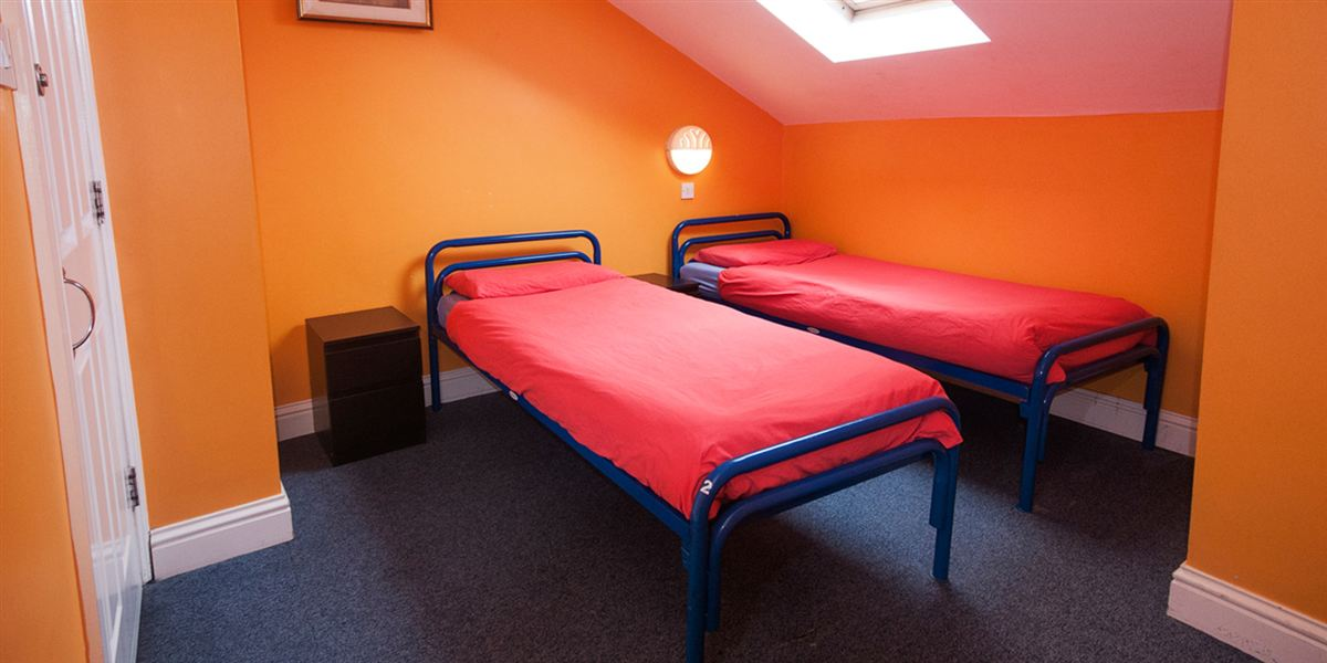 Best hostel Galway Ireland