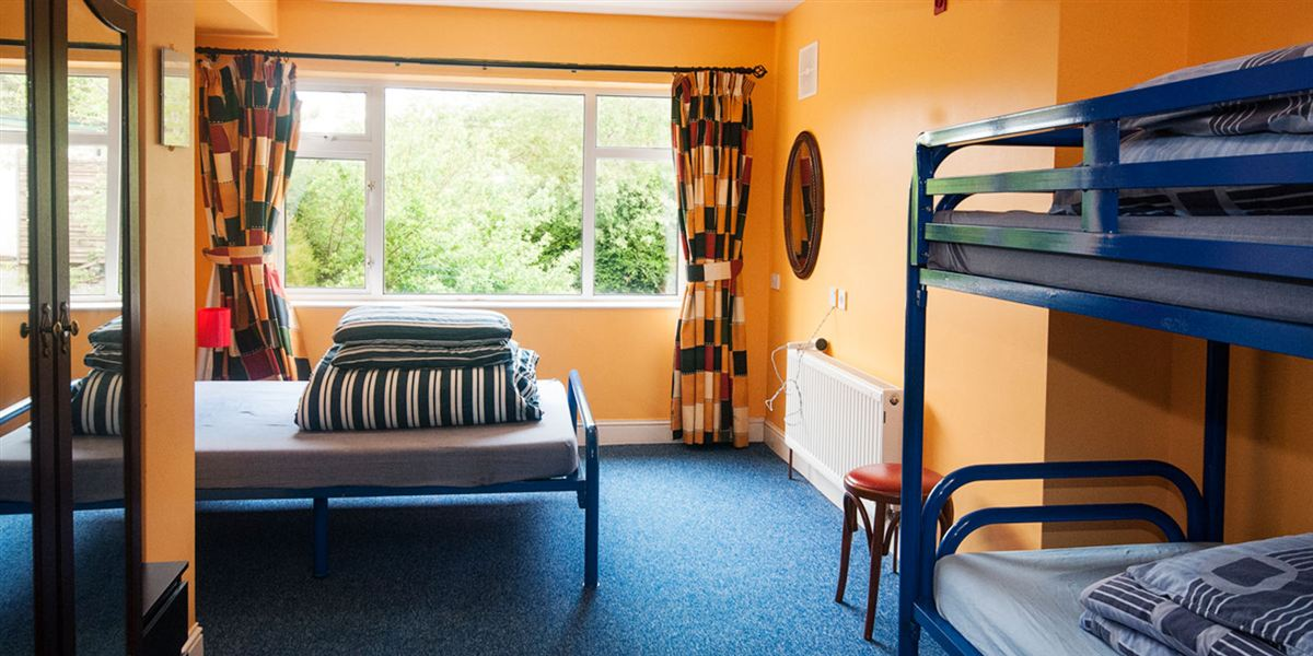 Best family-friendly hostel Ireland