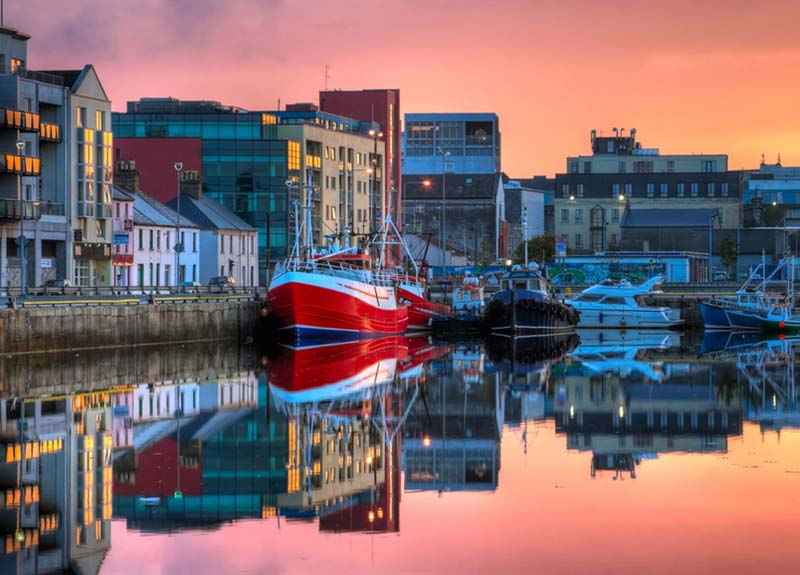 Galway City Sleepzone Hostels Ireland