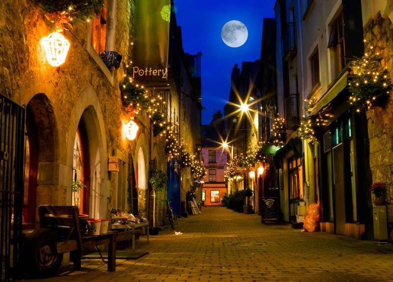Galway City Ireland Sleepzone Hostels